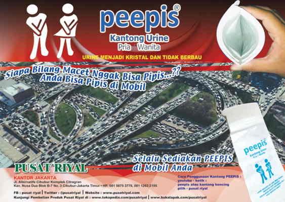 Kantong urin peepis Denpasar nkh