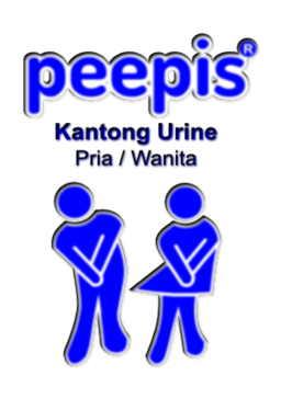Kantong urin peepis Mojokerto
