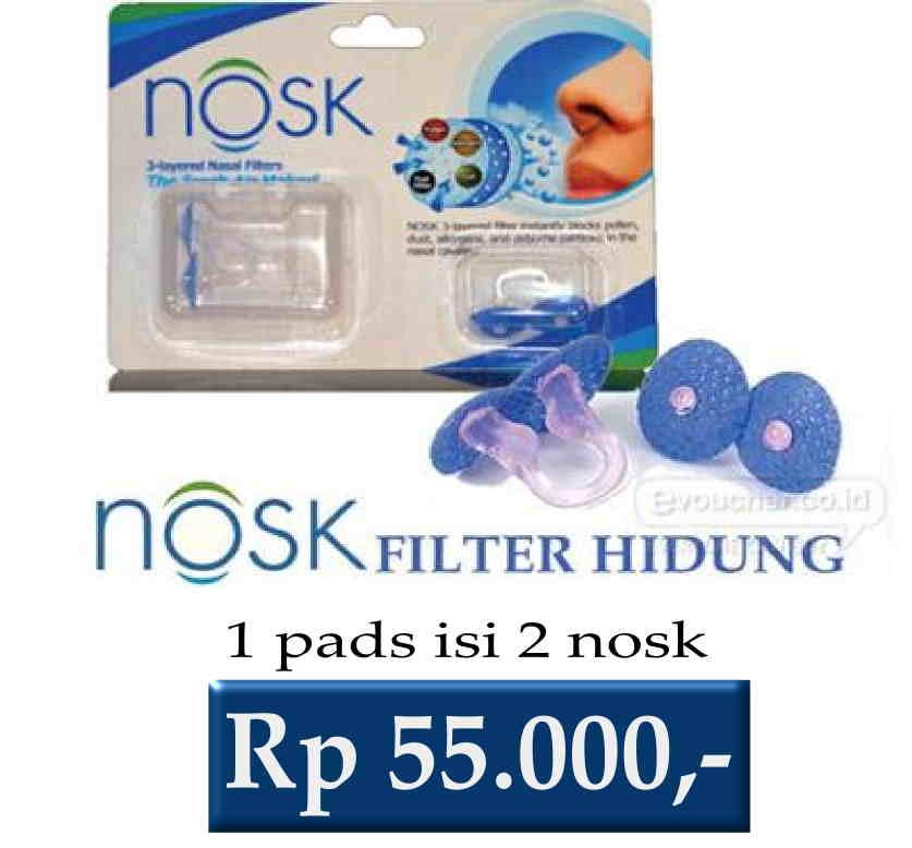 Distributor alat kesehatan inovatif masker nosk dan peepis 6