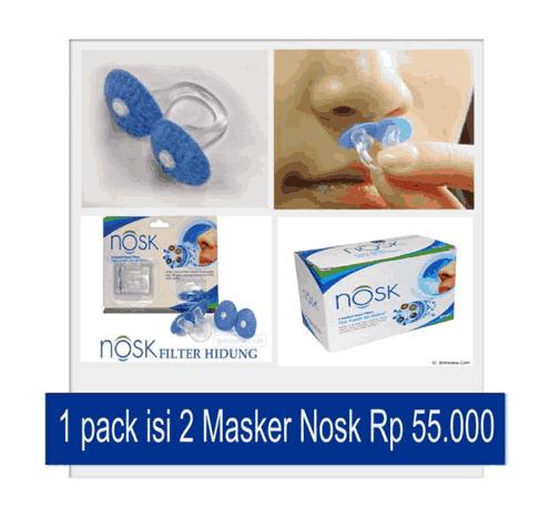 Gambar alat kesehatan masker nosk